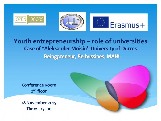 Copy of Youth entrepreneurship – role of universities_cover